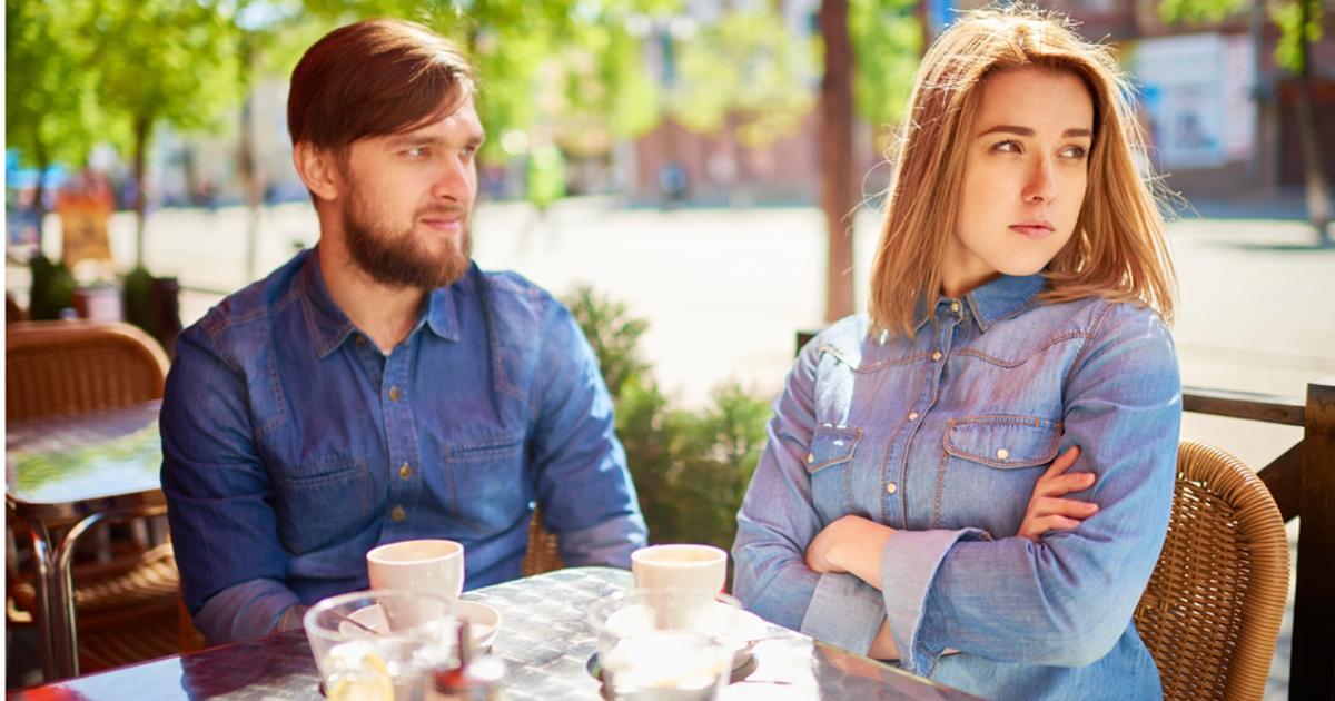 Dating mies ahdistuneisuus häiriö