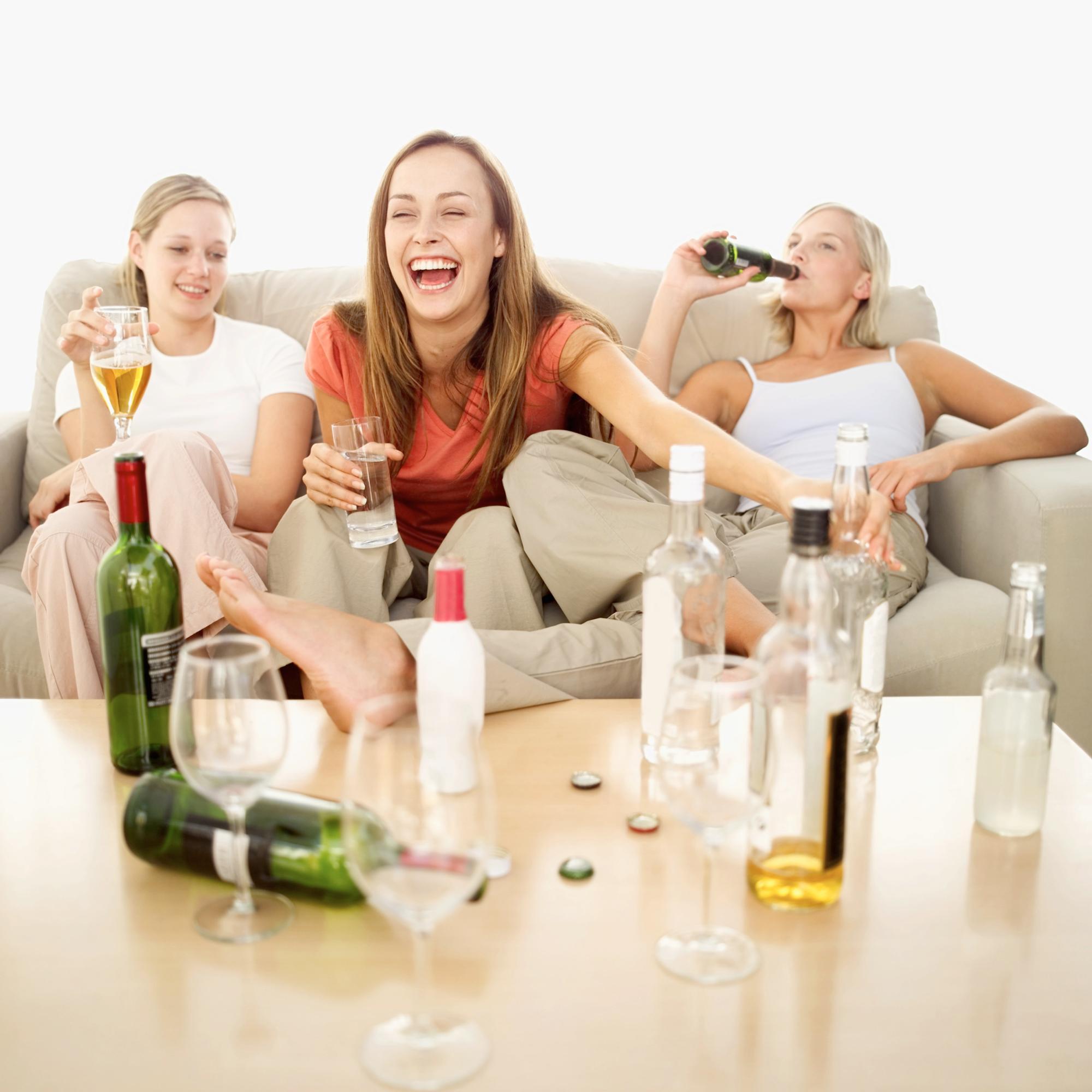 Alkoholismin Hoito
