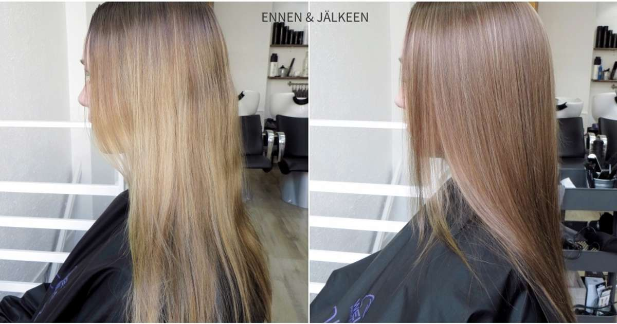 Tällainen hiusmuutos sopii raskaana oleville - katso kuvat!  1cc6b2e904
