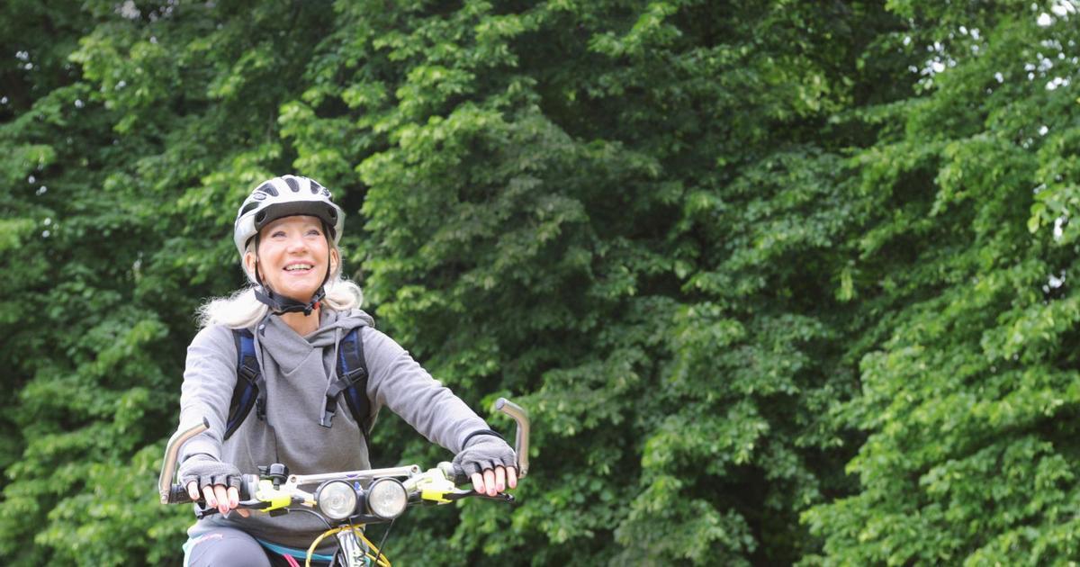 Pyöräily Laihdutus